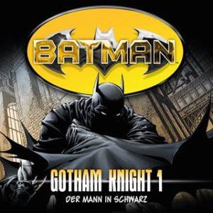 Batman gotham knight der mann in schwarz