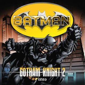 Batman gotham knight krieg