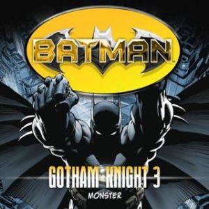 Batman gotham knight monster