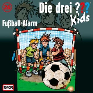 Die drei fragezeichen Kids fussball alarm