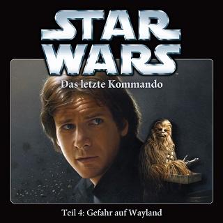 Star Wars Gefahr auf Wayland