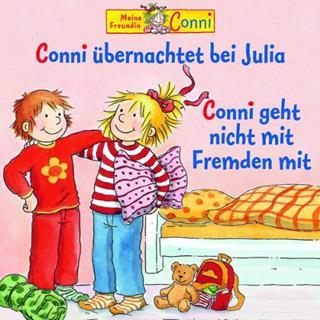 conni übernachtet bei julia