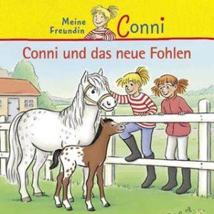 conni und das neue fohlen