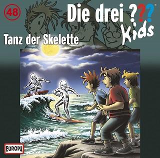 die drei fragezeichen kids tanz der skelette