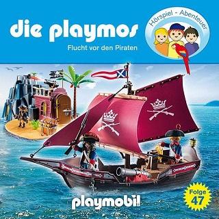 die playmos flucht vor den piraten