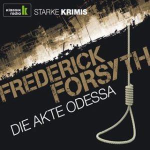 frederick forsyth die akte odessa