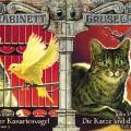 gruselkabinett die katze und der kanarienvogel