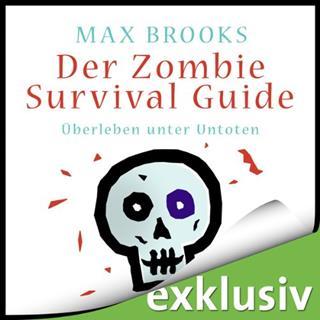 max brooks der zombie survival guide
