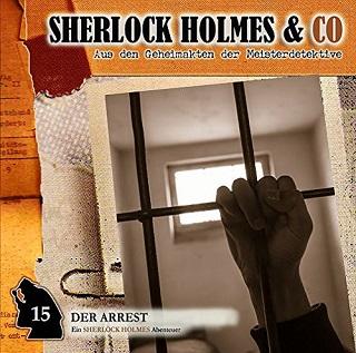 sherlock holmes und co der arrest