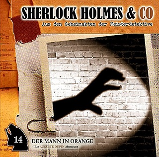 sherlock holmes und co der mann in orange