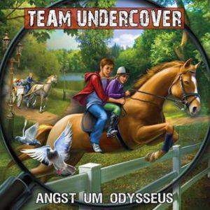 team undercover angst um odysseus