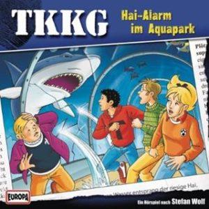 tkkg hai alarm im aquapark