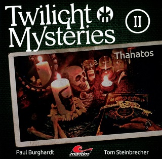 twilight mysteries thanatos