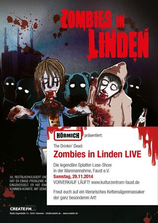 zombies in linden live
